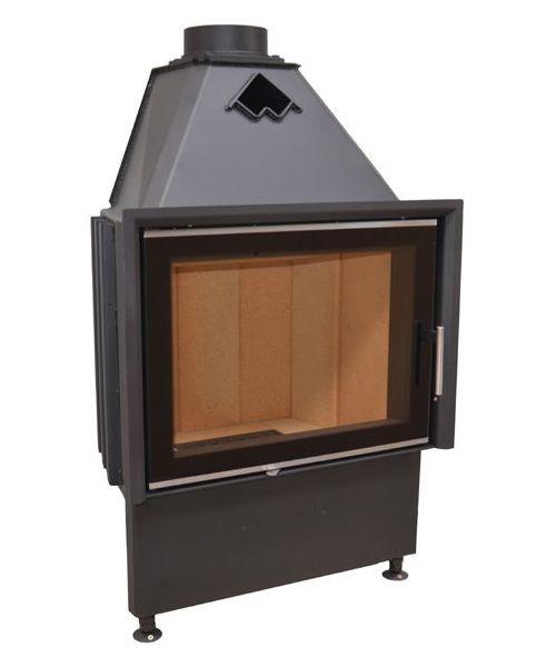 Kobok Chopok 670/500 Teplovzdušná kozubová vložka SM- sklo moderm