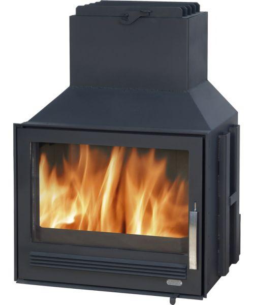 ABX Devon Eco - krbová vložky na dřevo s teplovodním výměníkem