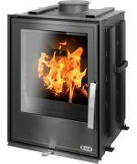 ABX York K I. TV 6,9 kW - krbová vložky na dřevo s teplovodním výměníkem